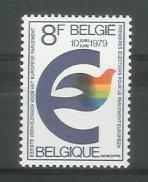 Belgium - 1979 1st Direct Elections to European Assembly (MNH)