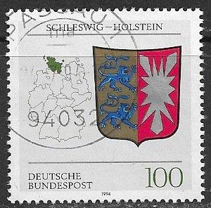 Germany ~ Scott # 1713 ~ Used
