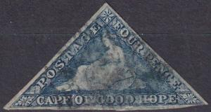 Cape Of Good Hope #4 Used CV $85.00  (A19393)