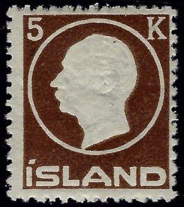 Wonderful Iceland #98 Mint Fine SCV$175...fill a fascinating spot!!