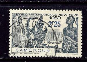 Cameroun 224 Used 1939 New York Worlds Fair