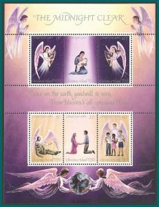 Christmas Island 1980 Christmas, MNH  #111,SG130a