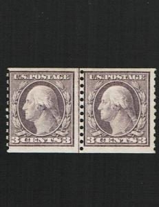 Scott #456 Fine-OG-LH. SCV - $1,250.00