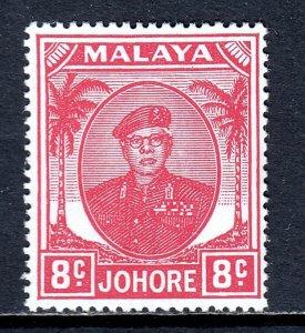 Malaya (Johore) - Scott #136 - MNH - SCV $4.00