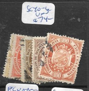 BOLIVIA  (P1707B)   SC   40-6   VFU
