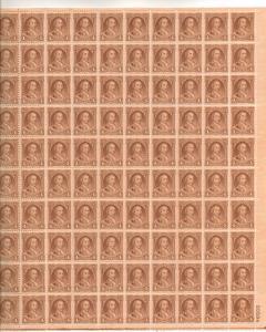 US 709 - 4¢ Washington Unused