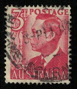 Australia, 3d. (T-9907)