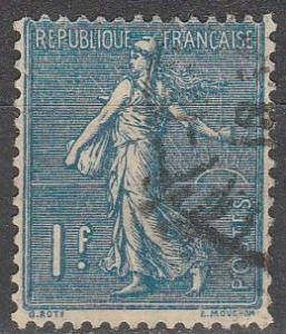 France #154 F-VF Used  (S6933)