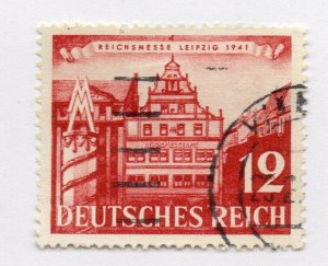 Germany 1943 Early Issue Fine Used 12pf. NW-100726