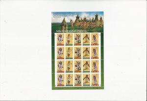 American Indian Dances  Scott #3076a