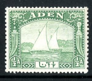 ADEN #1 MH SCV $4.50 BIN $1.75
