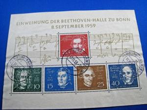 GERMANY - SCOTT # 804  -   Used       (kb)