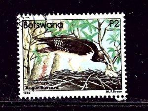 Botswana 320  Used 1982 Bird