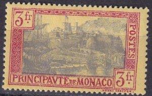 Monaco  #90  F-VF Unused CV $22.50 (SU7730)