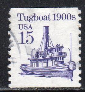 United States 2260 - Used - Tugboat