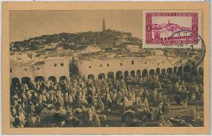 32291  MAXIMUM CARD - Architecture : ALGERIE ALGERIA 1954