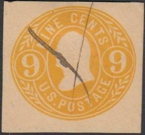 U.S. U66 Used CS FVF (40920)