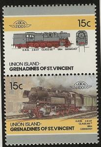 St. Vincent Grenadines  Union Island MNH S.C.#  17
