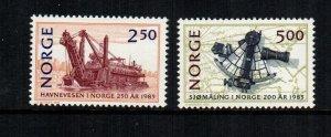 Norway  869 - 870   MNH $ 4.00