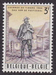 Belgium # 663, Rural Mailman, NH