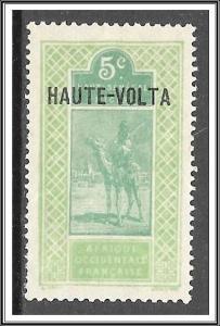 Upper Volta #4 Camel & Rider NG