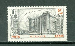 FRENCH POLYNESIA FRENCH REVOLUTION #CB1...MNH...$35.00