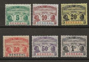 Senegal J4-11 MH VF 1906 SCV $75.00 (jr)