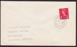 GB SCOTLAND 1970 cover RUAIG SCARINISH / ISLE OF TIREE cds.................67854