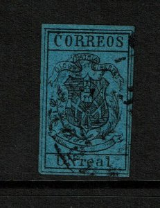 Dominican Republic SC# 11 Used / Forgery UN - S9158