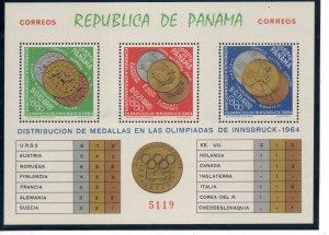 Panama 458Jk MNH ..