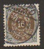 Denmark #30b Used