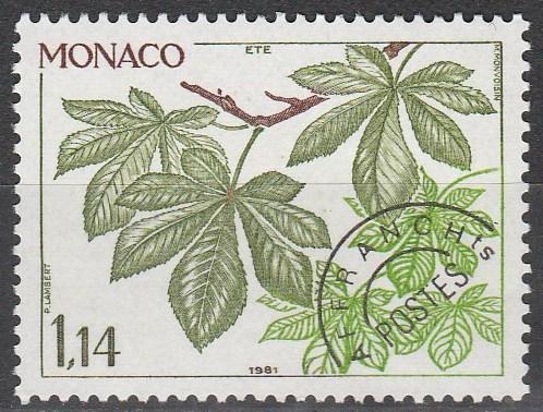 Monaco #1210 MNH (S1462)