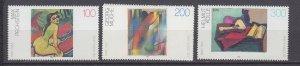 J29740 1996 germany set mnh #1922-4 art