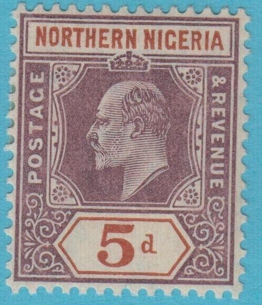 NORTHERN NIGERIA 23 MINT HINGED OG NO FAULTS EXTRA FINE
