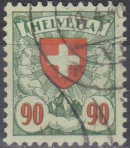 Switzerland #200a F-VF Used CV $3.25 (B7430)