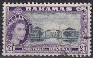 Bahamas #173  F-VF  Used CV $8.50  (Z2470)