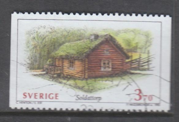 Sweden 2111 Used Bin