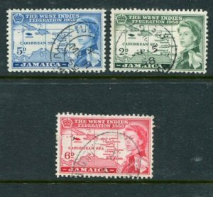 Jamaica #175-7 Used
