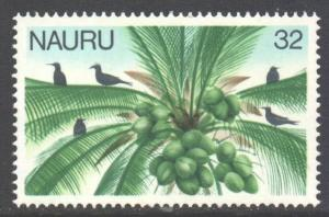 Nauru Scott 176 - SG185, 1978 Fishing 32c MNH**