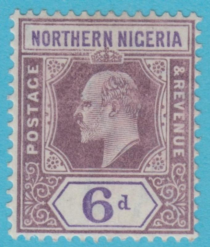 NORTHERN NIGERIA 15 MINT HINGED OG * NO FAULTS EXTRA FINE !