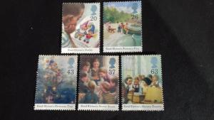 Great Britain 1997 The 100th Anniversary of the Birth of Enid Blyton Mint