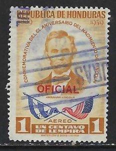 Honduras C098 VFU H248-4