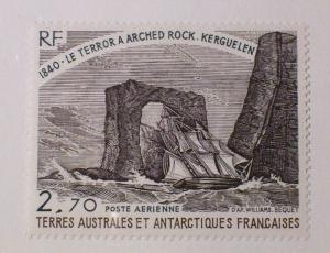 French Southern & Antarctic Territories Scott #C58 unused