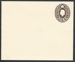 ADEN QE 15c envelope fine unused...........................................56673