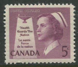 STAMP STATION PERTH Canada #380 Nurse MNH OG  VF