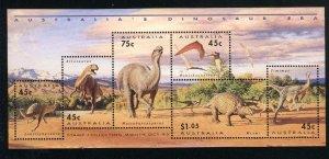 Australia 1347   SS Mint NH VF 1993 PD