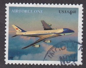 U.S. # 4144, Air Force One, Used, 1/3 Cat.