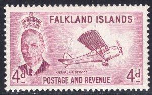 FALKLAND ISLANDS SCOTT 112