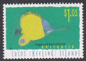 Cocos Islands Sc #313 MNH
