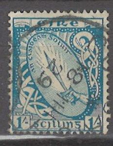 COLLECTION LOT # 3164 IRELAND #76 1922 CV+$17